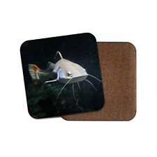 Beautiful Redtail Catfish Coaster - Fish Fishing Grand Ocean Cool Gift #12662