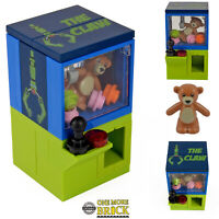 Arcade - Claw Machine - Includes printed tiles & teddy | All parts LEGO