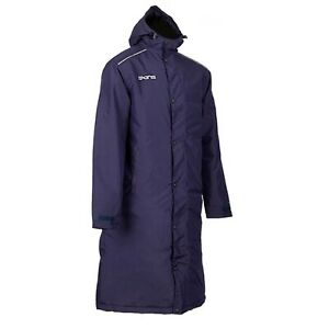 Skins Insulated Sub Jacket - Mens - Navy - New - Sportswear - Waterproof