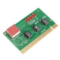 UN3F PC PCI Diagnostic Card Motherboard Analyzer Tester Post for Desktop