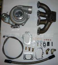 VW 16V Turbo Kit - Garrett GT2871R + Gußkrümmer + Zubeh