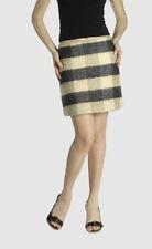 $750 D&G striped Mini skirt, Women's size 42 (IT)