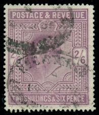 Great Britain #139 2sh 6p King Edward Viii, used, Vf, Scott $150.00