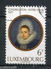 LUXEMBOURG, 1977, timbre 899, MARGUERITE de BUSBACH, oblitéré