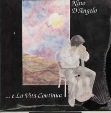 NINO D'ANGELO e la vita continua LP Ricordi SIG sealed