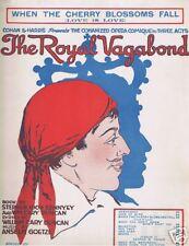 Show Music - 1919 - The Royal Vagabond - When the Cherr