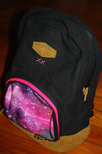 NEW Glamour Kills GLMR KLLS Medium Galaxy Backpack Bookbag - RARE