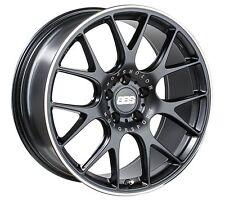 19 Zoll BBS CH-R 8.5x19 5x112 et43 schwarz/matt CH127 Audi S3 RS3