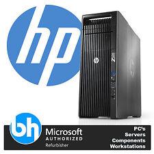 HP Z620 Workstation 1x Heatsink Eight Core LGA2011 Socket CTO Empty Barebones