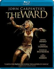 JOHN CARPENTER'S THE WARD  -  Blu Ray - Sealed Region free for UK