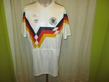 "Deutschland ""DFB"" Original Adidas EM Qualifikation Trikot 1990-1991 Gr.L TOP"