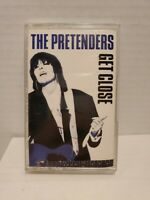 THE PRETENDERS  Cassette Tape Get Close Packed 1986
