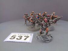 Warhammer 40,000 Tiránidos genestealer culto neófito híbridos 537