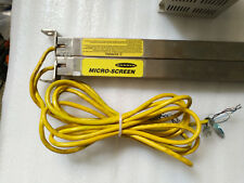 Banner Micro-Screen USDINT-1T2 Unit and Light Curtain USR2012NI+USE2012NI