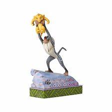 Jim Shore Disney Traditions Rafiki and Baby Simba Lion King 4055415