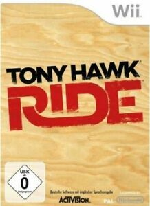 Wii - Tony Hawk's Ride (Game Only) **New & Sealed** UK Stock