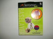 TERRAMAR Kids 2 pc SET ClimaSense 2.0 BASE LAYER Shirt Pants GIRLS Sz XL /18 NEW
