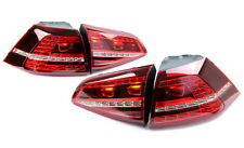 VW Golf 7 LED Rear Lights Set