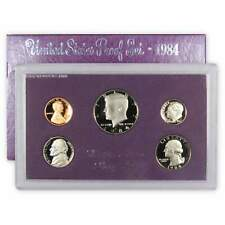 1984 S U.S. Mint Proof Set