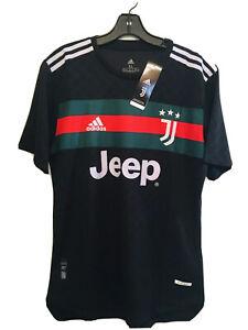 2021-22 Juventus Ronaldo #7 Concept Soccer Jersey XL