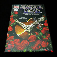 Grateful Dead DVD Guitar Legendary Licks Lesson Jerry Garcia Bob Weir Techniques
