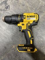 "New Dewalt DCD778B 20V Max 1/2"" Compact 2 Speed Brushless Hammer Drill Driver"