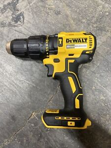 "New Dewalt DCD778B 20V Max 1/2"" Compact 2 Speed Brushless Hammer Drill Driver"