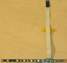 Asus Z83T Media Tasten Keys LEDs LED Platine Board inkl. Flat Cable Flachkabel