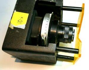 Polaroid 88-17 Montage Copal Linse Verschluss Mp CU-5 Makro 17mm f4 Nahaufnahme