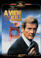 A VIEW TO A KILL (SPECIAL EDITION) (MGM) (JAMES BOND) (DVD)