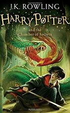 Harry Potter and the Chamber of Secrets (Harry Potter 2/7) - J.K. Rowling