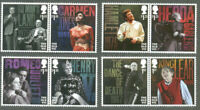 Great Britain-The Old Vic 2018 mnh set-Theatre