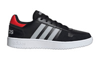 adidas Hoops 2.0 EE7800 Mens Trainers~Leather RRP £60 SIZE UK 6 - 9  CLEARANCE