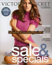 Victoria's Secret - Fall Sales & Specials 9/08,Model,September 2008,NEW