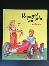 Rare ancien Album à colorier Voyages au loin Editions Bias 1955 TBE