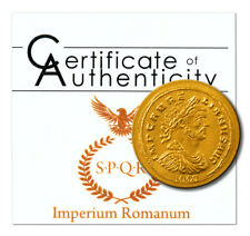 Palau Roman Empire Aurelian $1 2011 .5 Gram .999 Fine Gold Legal Tender Coin
