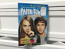 **Paper Towns - Cara Delevingne Nat Wolff (DVD w/slipcover) *2015*