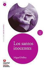 Los santos inocentes + CD. NUEVO. Nacional URGENTE/Internac. económico. LECTURAS