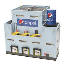 Menards ~ O Gauge Pepsi Bottling Plant