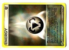 POKEMON RUBY & SAPPHIRE RARE N°  94/109 METAL ENERGY