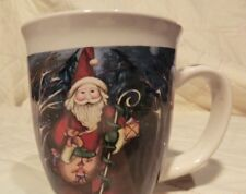 Santa Coffee Mug Cup Liffey Royal Norfolk