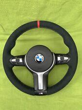 BMW F30 F31 F33 F36 F20 F21 M Sport Alcantara steering wheel