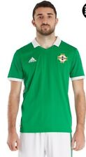 Brand New Northern Ireland Shirt 2018 - Home  - World Cup - Green - GAWA - Adult