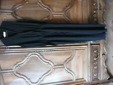 COTELAC  Longue combinaison sans manche noire taille 1 (38/40) TBE