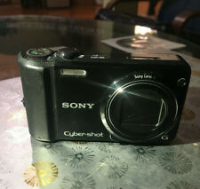Sony Cyber-Shot DSC-HX7V 16.2MP Digital Camera With 2 Batteries No Charger