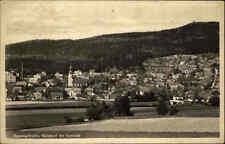 """Walddorf Kottmar """"Sommerfrische"""" Echtfoto AK Dt. Reich frankierte Postkarte 1943"""