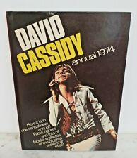 David Cassidy Annual Book 1974 Immaculate Condition