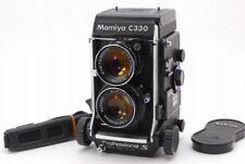 [TOP MINT] Mamiya C330 Professional S medium format w/ 105mm F/3.5 TLR DS Lens