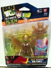 Ben 10 Big Chill Gold 10 cm Limited Edition figure