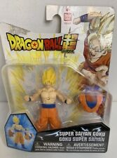 "BanDai Dragon Ball Z Super Saiayan Goku 4"" inch Action Figure 35840"